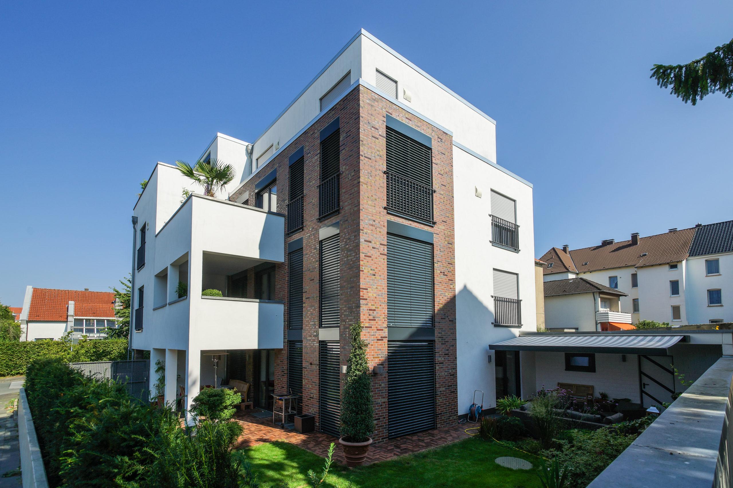 Neubau von 3 exklusiven Stadtwohnungen